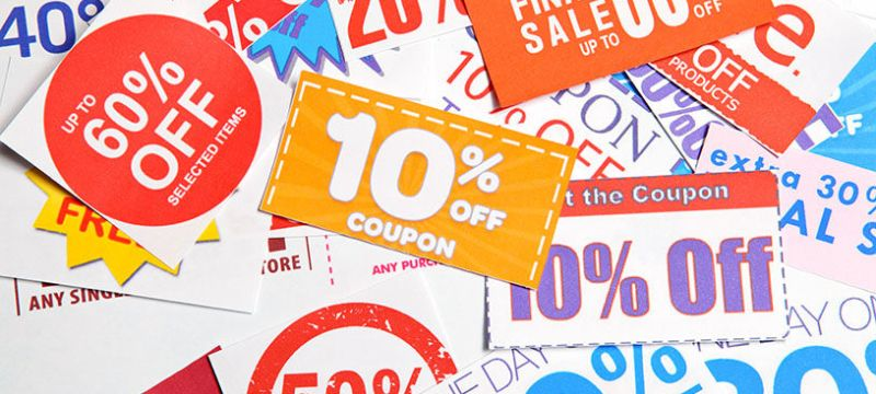 Offering product discounts