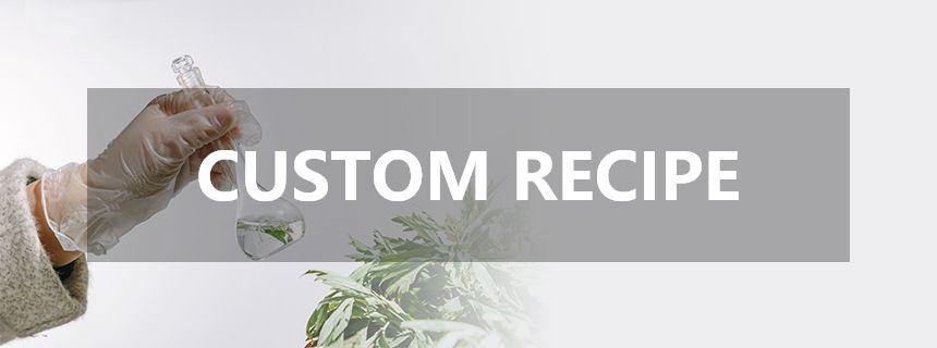 Private Label Custom Recipe